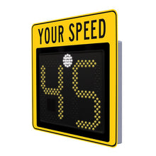 "Load image into Gallery viewer, 15"" Your Speed Radar Sign 