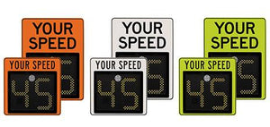 "15"" Your Speed Radar Sign 