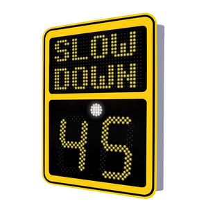 "15"" Variable Message Radar Sign 