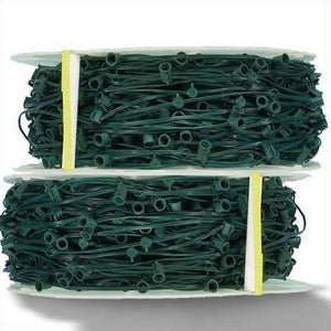 C7 Builder Cord - Green Wire | 1000 FT - 18ga