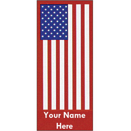 Old Favorites American Flag Banner