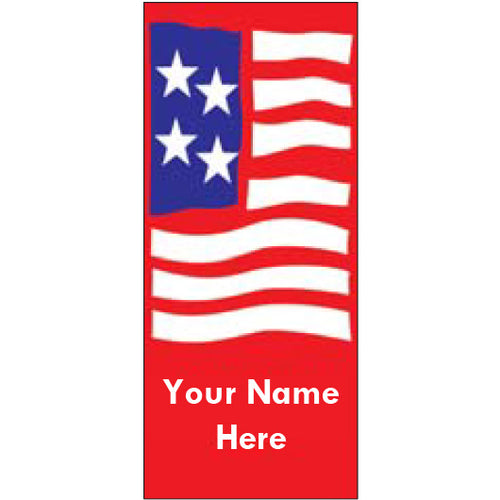 Old Favorites America Red Banner