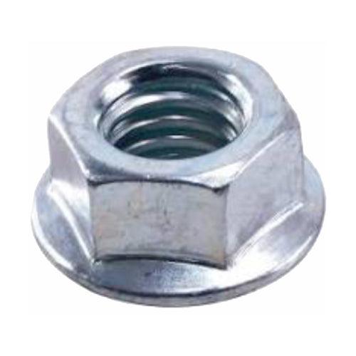 5/16-18 Hex Flange Nut Serrated