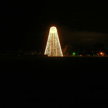 Load image into Gallery viewer, Water Tower Christmas Light Kit
