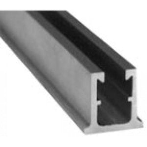 "Medium Channel Extrusions, 1""x1""x120"""
