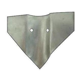 Anchor Plate for Round Post