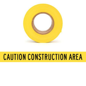 CAUTION CONSTRUCTION AREA