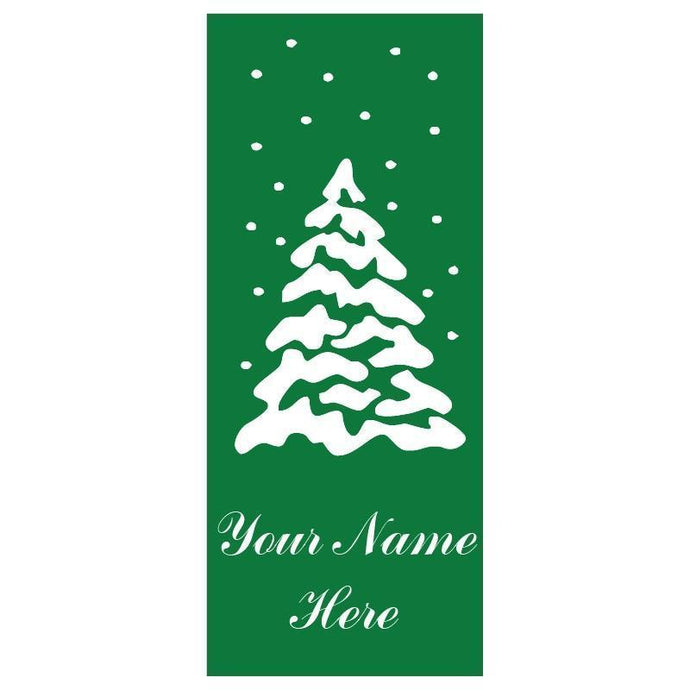 personalized Tree Banner