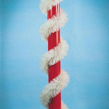 "Load image into Gallery viewer, Fine Cut Garland 5"" x 15' Pole Wrap Kit"