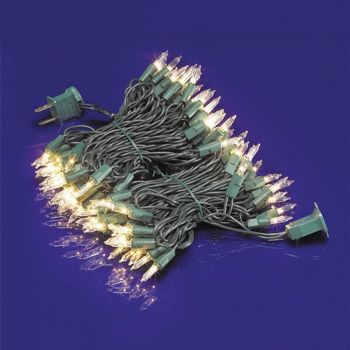 50ft Incandescent Mini Light Set 6