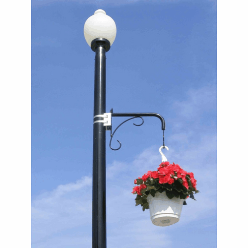 Plant Hanger | Pole Mount Bracket