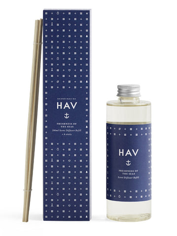 HAV 200ml Scent Diffuser Refill (sea)