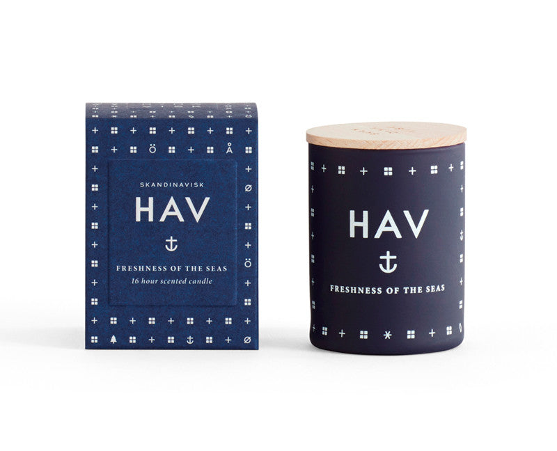 HAV Mini Scented Candle (sea)