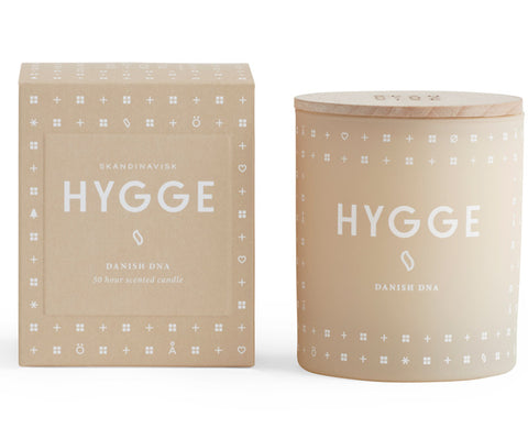 HYGGE scented candle (cosiness)