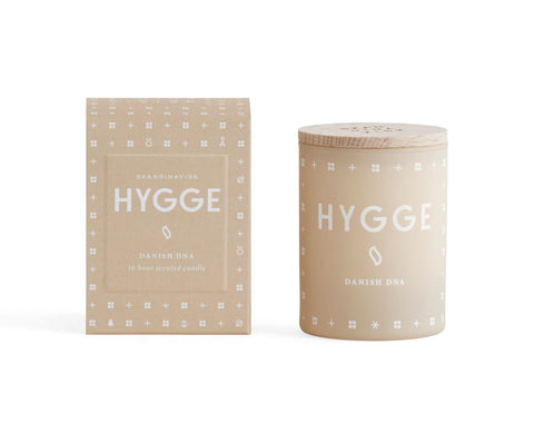 HYGGE Mini Scented Candle (cosiness)