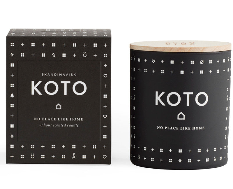 KOTO Scented Candle (home)