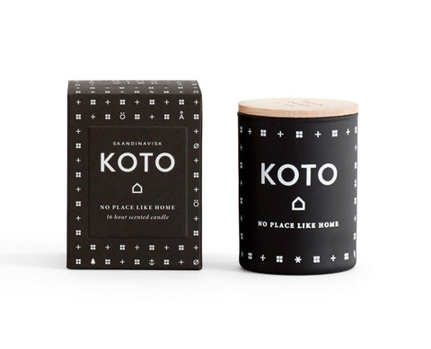 KOTO Mini Scented Candle (home)
