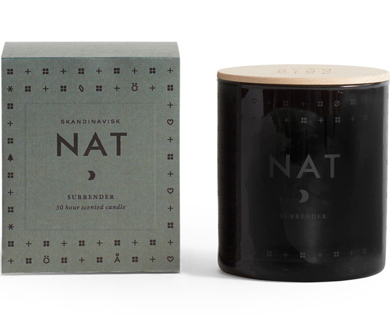 NAT Scented Candle (night)