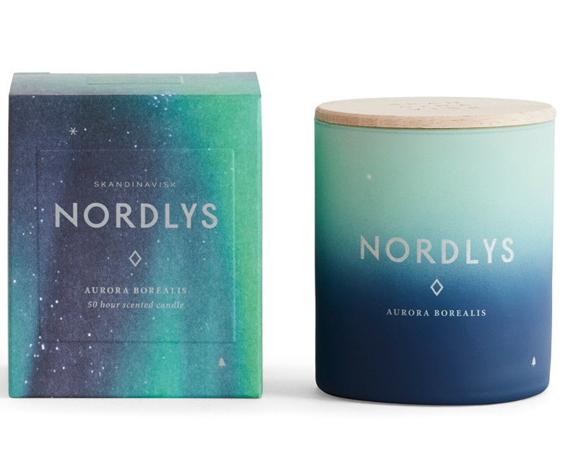 NORDLYS Scented Candle (Northern Light)