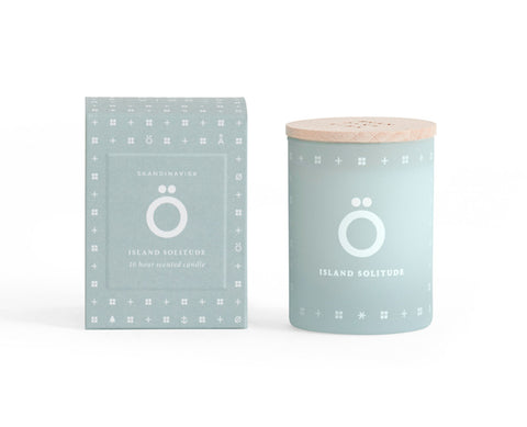 Ö Mini Scented Candle (Island)