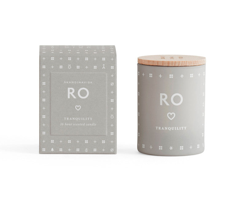 RO Mini Scented Candle (tranquility)