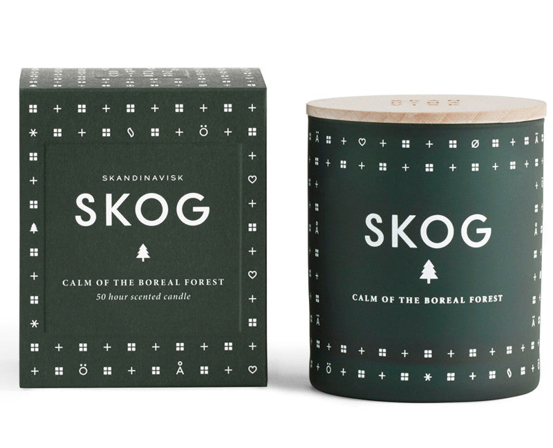 SKOG Scented Candle (forest)