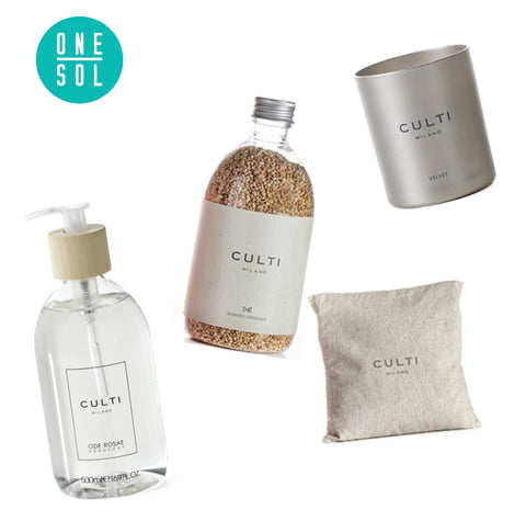 For HOME - Culti Bundle - Limited Edition and Exclusive to ONE/SOL