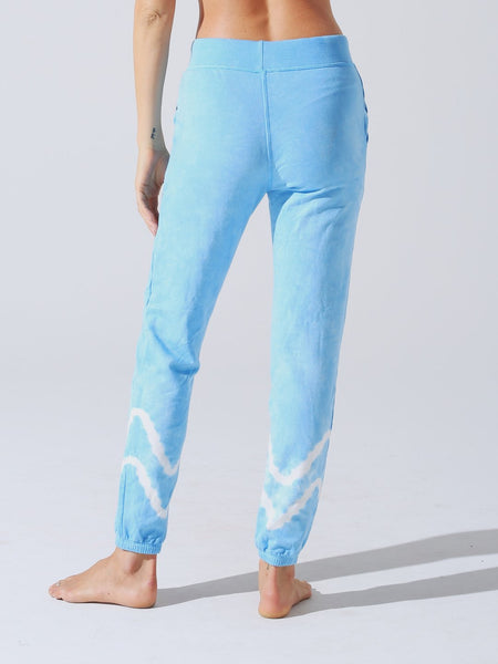 Electric & Rose Vendimia Jogger - Vintage Blue/Cloud