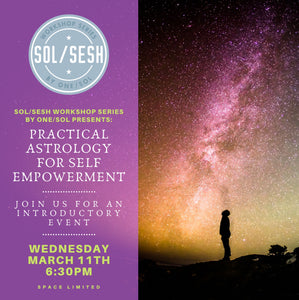 Intro Event - Practical Astrology for Self-Empowerment