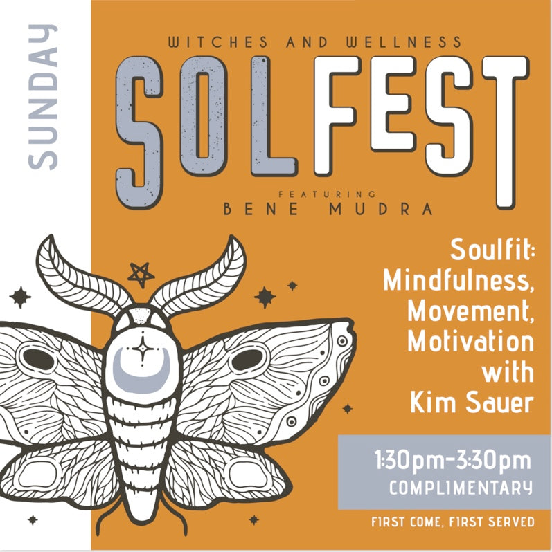 Soulfit: Mindfulness. Movement. Motivation with Kin Sauer