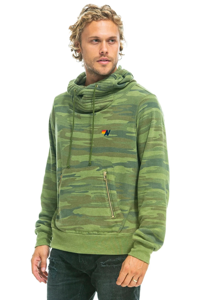 Aviator Nation Ninja Camo Pullover