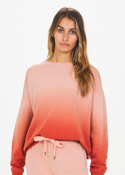 The Upside Ombre Alena Crew Brick