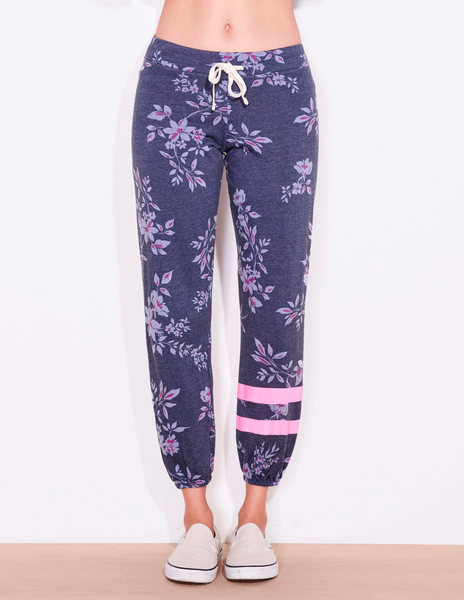 Sundry Floral Sweatpant
