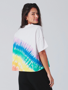Electric & Rose LOVE Tee - Beam Wash