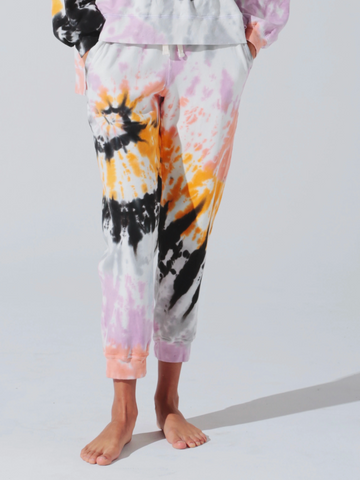 Electric & Rose Abbot Kinney Lounge pant - Wildrose