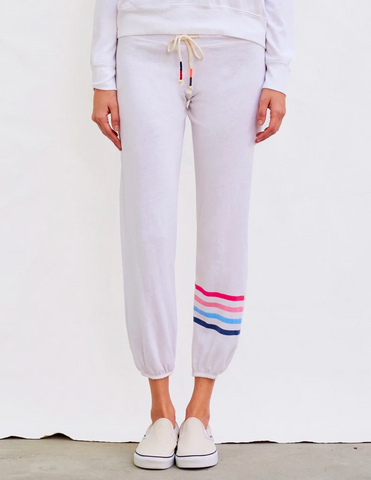 Sundry Striped Sweatpant
