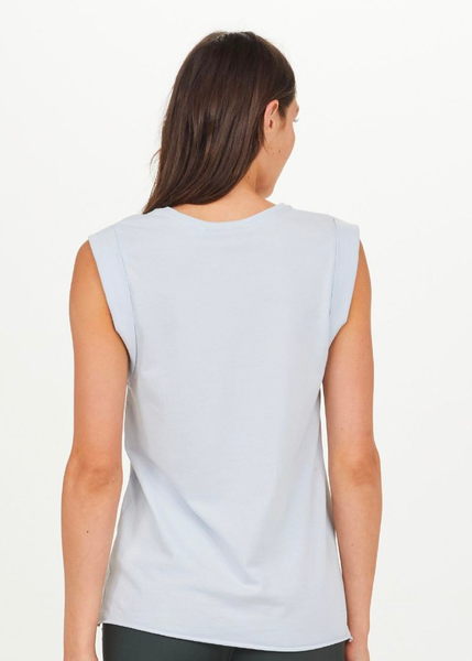The Upside Muscle Tee Pale Blue