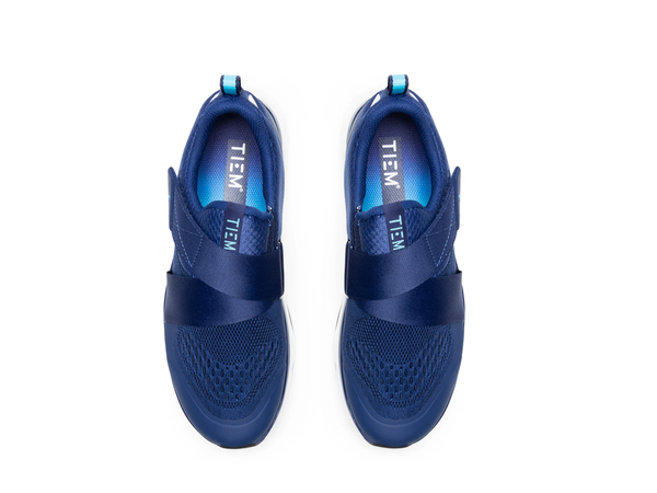 Tiem Virtual Trunk Show - Slipstream Cycling Shoe - Classic Navy
