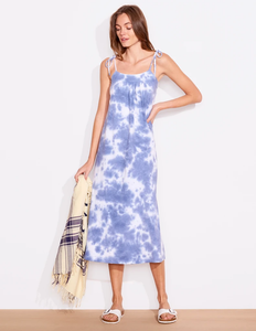 Sundry Tie Dye Midi Dress