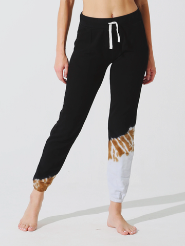 Electric & Rose Vendimia Jogger Onyx/Honey