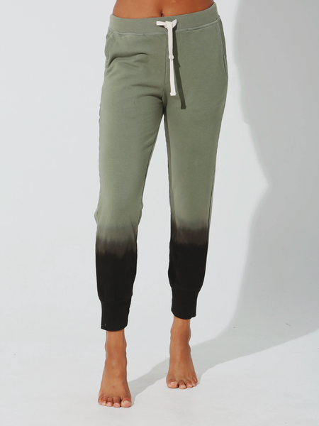 Electric & Rose Mason Sweatpant Army/Onyx