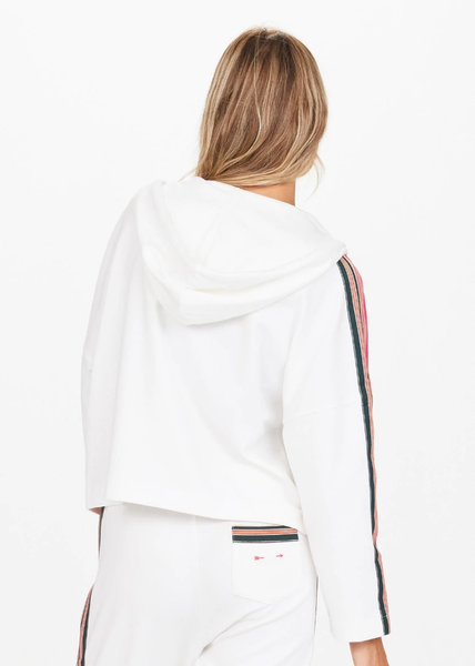 The Upside Sania Hoodie White