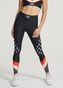 PE Nation Off side Legging Stars