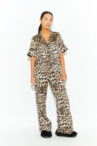 Apparis Leopard PJs Set