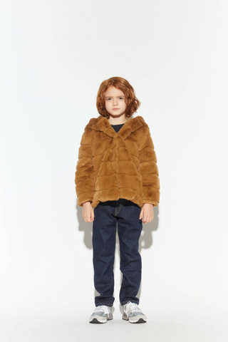 Apparis Virtual Trunk Show - Goldie Children Camel