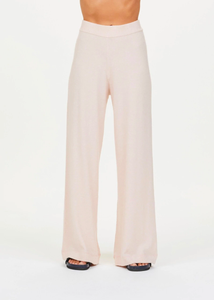 The Upside Lounge Knit Pant Pink