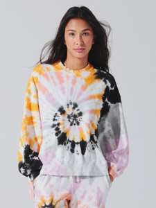 Electric & Rose Neil Sweatshirt Wildrose - BACK ORDERED STAY TUNED