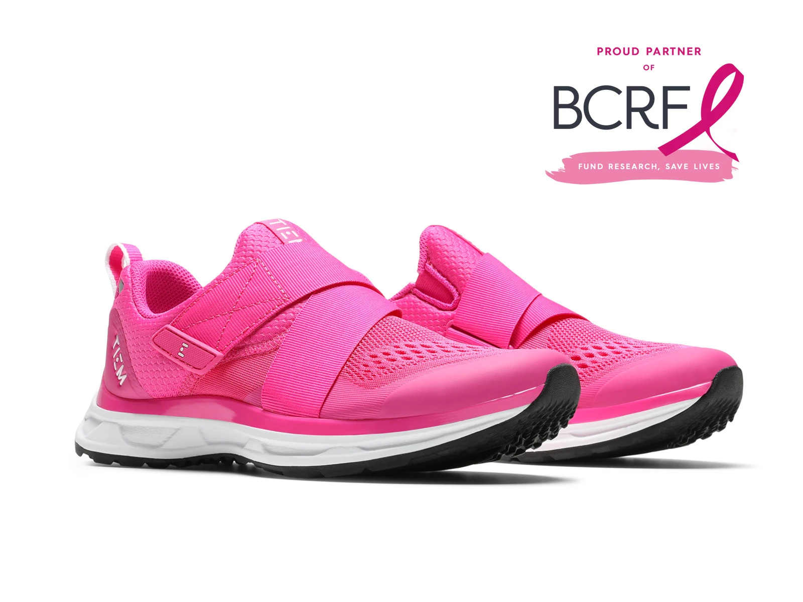 Tiem Virtual Trunk Show - Slipstream Cycling Shoe - PINK Gives Back