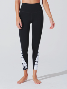 Electric & Rose Venice Legging - Onyx/Cloud
