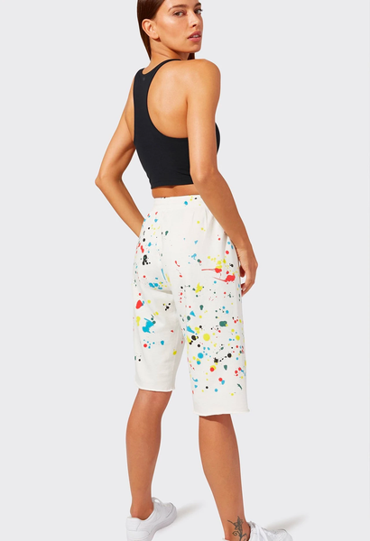 Splits 59 Rue French Terry Short Splatter